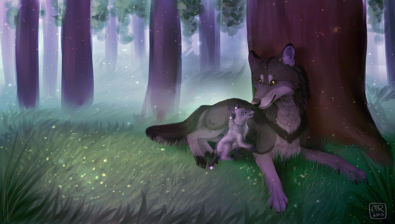fairy tale by MarieRock