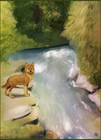 River by marierockk