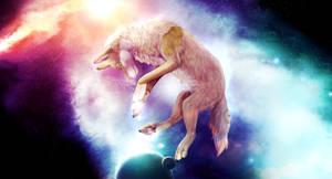 .in space. by marierockk