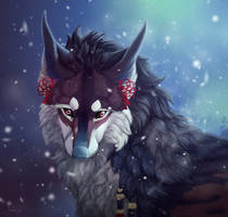 Snow Ghost by marierockk