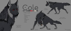 Cole: Reference sheet 2019