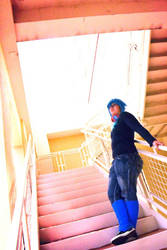 Aoba stairwell