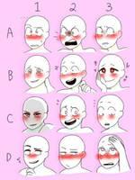 Blushing Challenge by Firefoxgirl96