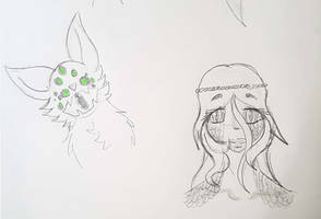 Sketch Iona Melody by Firefoxgirl96