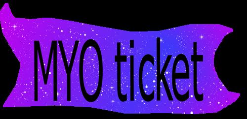 MoonScale common MYO ticket by Firefoxgirl96