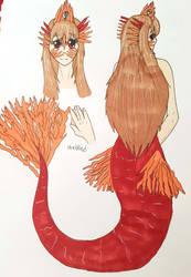 Mermay day: 24 Coral [OTA] by Firefoxgirl96