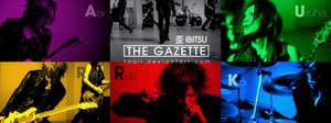 THE GAZETTE - IBITSU WALLPAPER