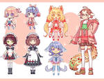 Adoptables [ Closed ]