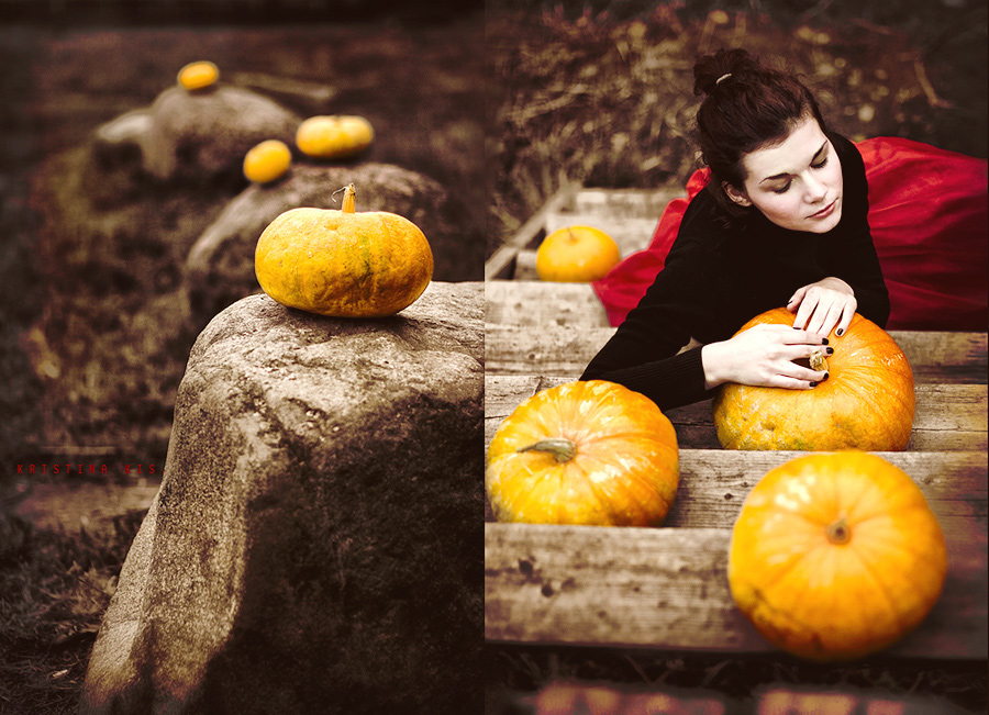 Princess of pumpkins3 by kriskis
