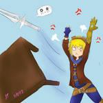 League of Legends: Ezreal the Prodigal Explorer