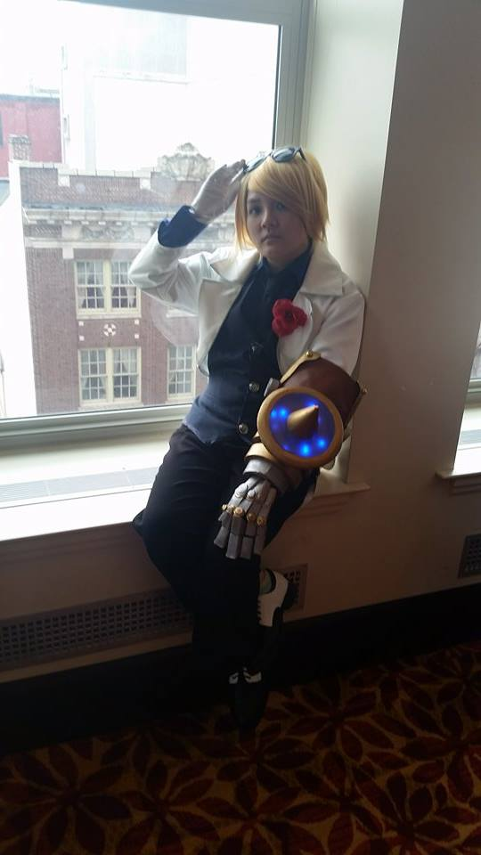 League of Legends: Debonair Ezreal by TheMuteMagician