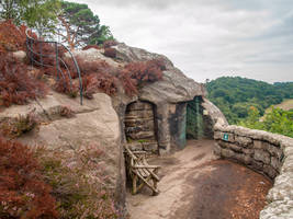 Hermitage by MartynWright