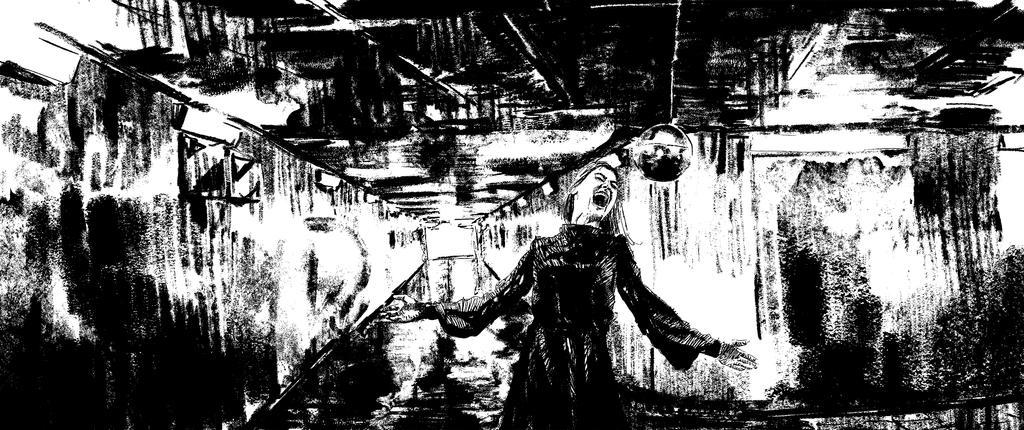 Voodoo On My Blood by MRoblin