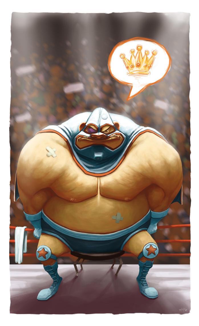 Luchador by thurZ