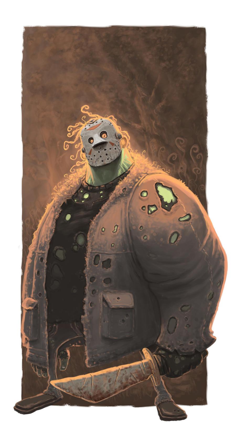 Jason by thurZ