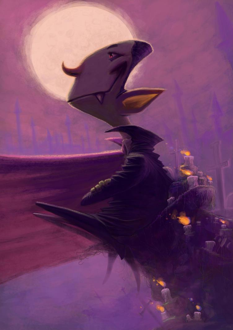 Ze Vampir by thurZ