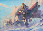 Card Cruzar os Alpes