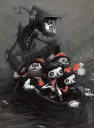 La Muerte by thurZ