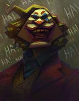 The Joker by thurZ