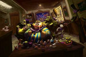 Cover Monster Mansion