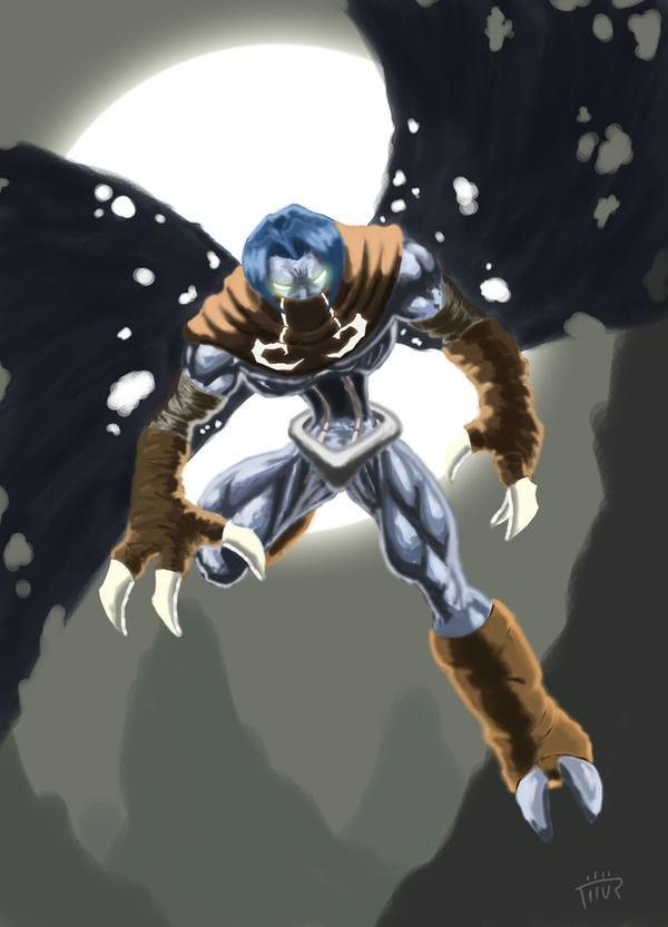 soul reaver by thurZ