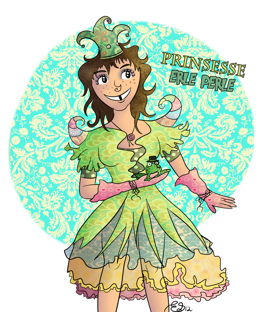 Prinsesse Erle 2012 by Emsoble