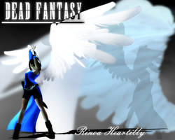 Rinoa - Dead Fantasy Wallpaper by halofarm