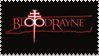 BloodRayne Stamp by halofarm