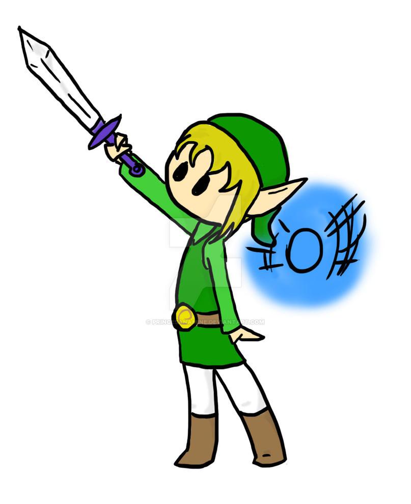 Sword (color) by PrincesaNamine