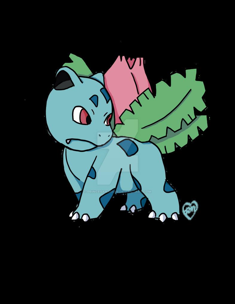 Ivysaur by PrincesaNamine