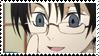 Anime Watanuki Stamp by hatenaki-yume