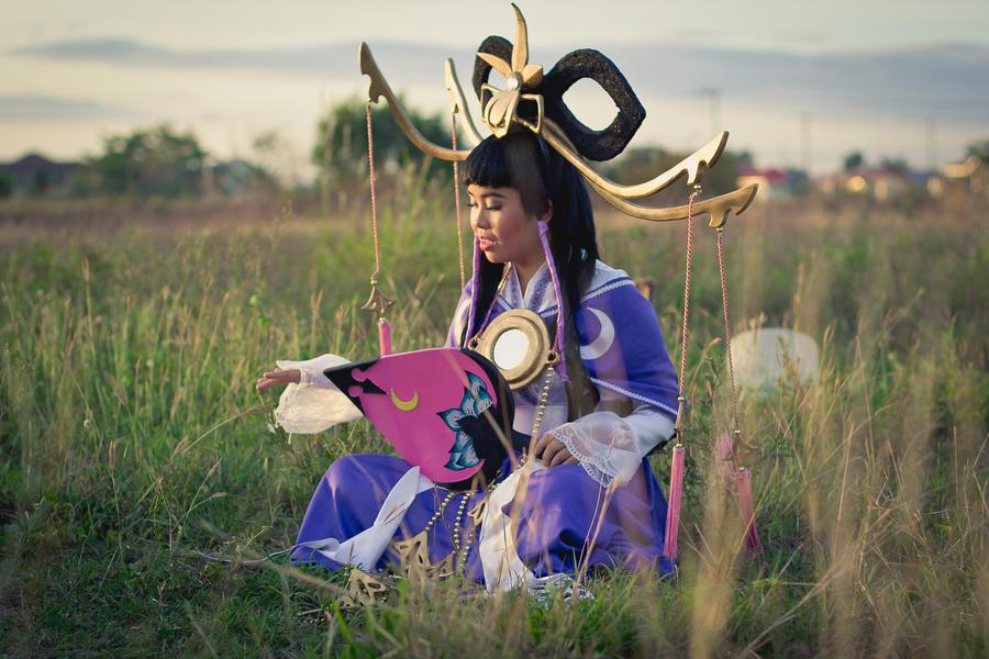 TRC: Princess Tomoyo by kawaiipaula