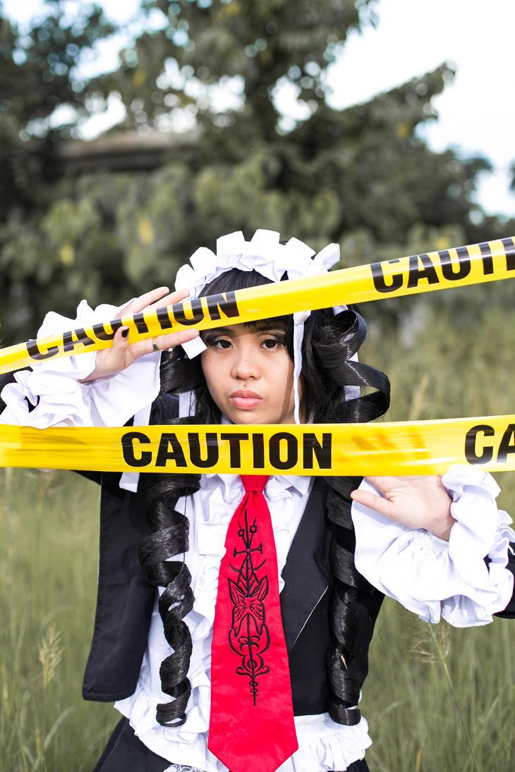 Caution: Celestia is coming! by kawaiipaula
