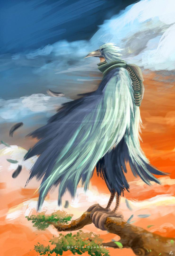 Birdman by ArgyraChersonese