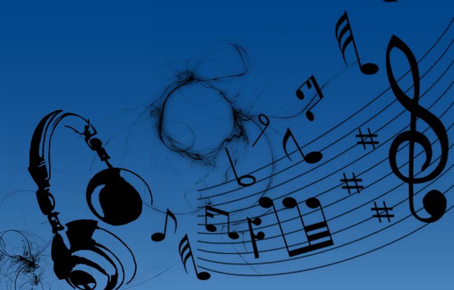 Wallpaper Music By Vinis Kun
