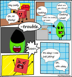 BFB - Cooking Up Trouble