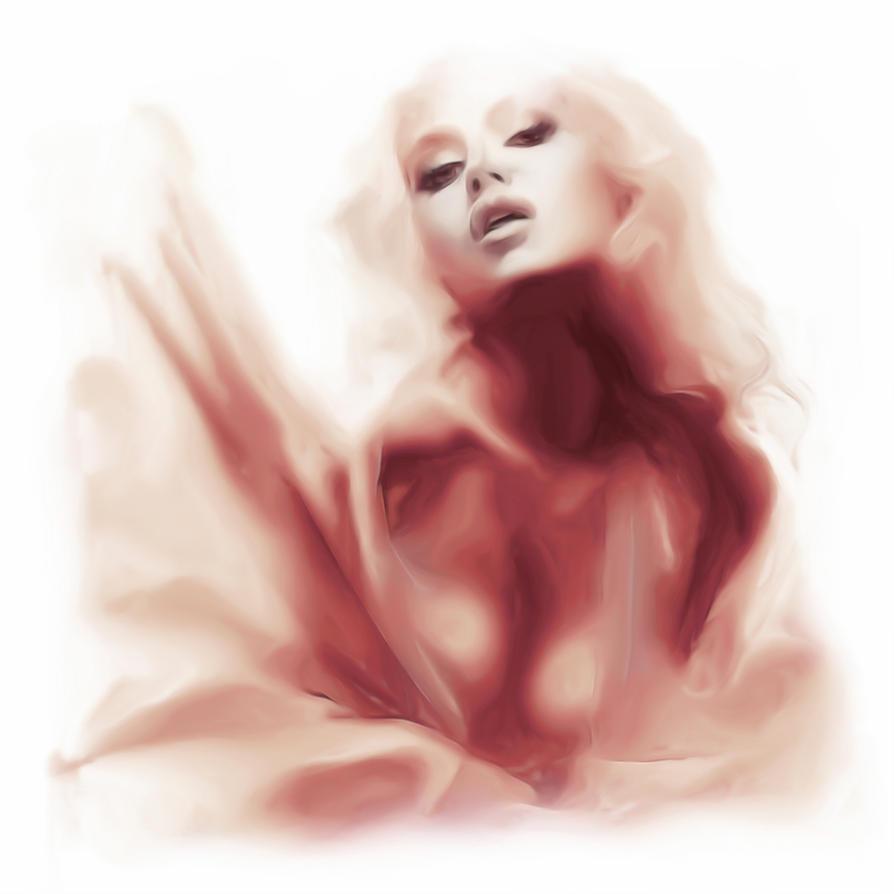 Portrait in pink tones by Alexxxx1
