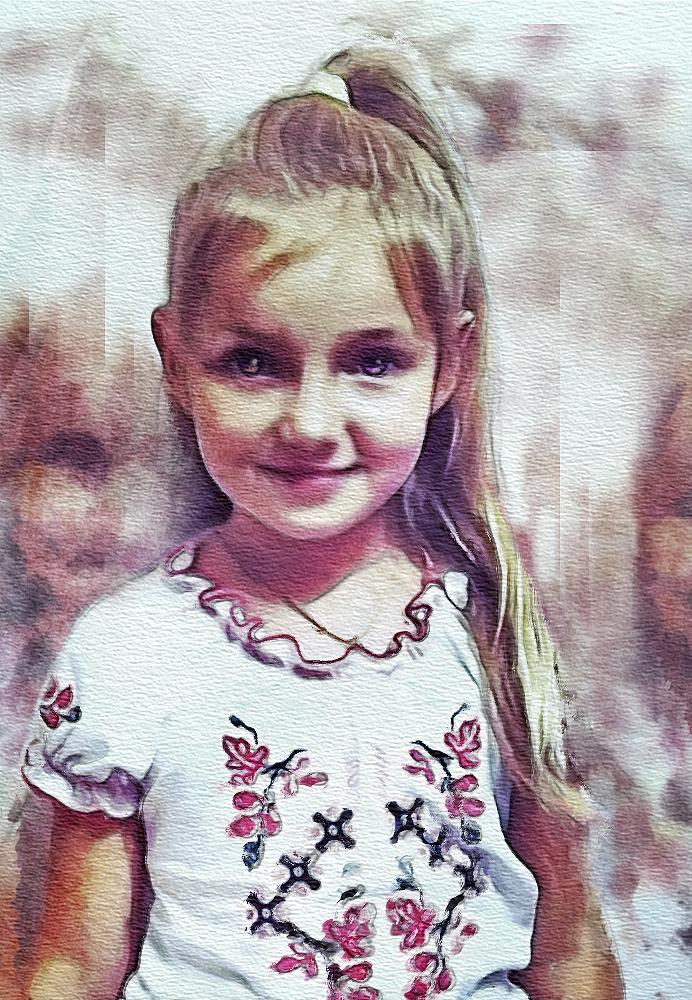 Portrait by Alexxxx1