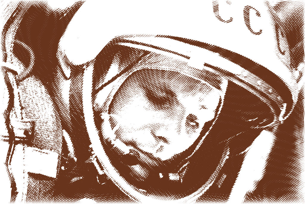 Gagarin. Yu by Alexxxx1