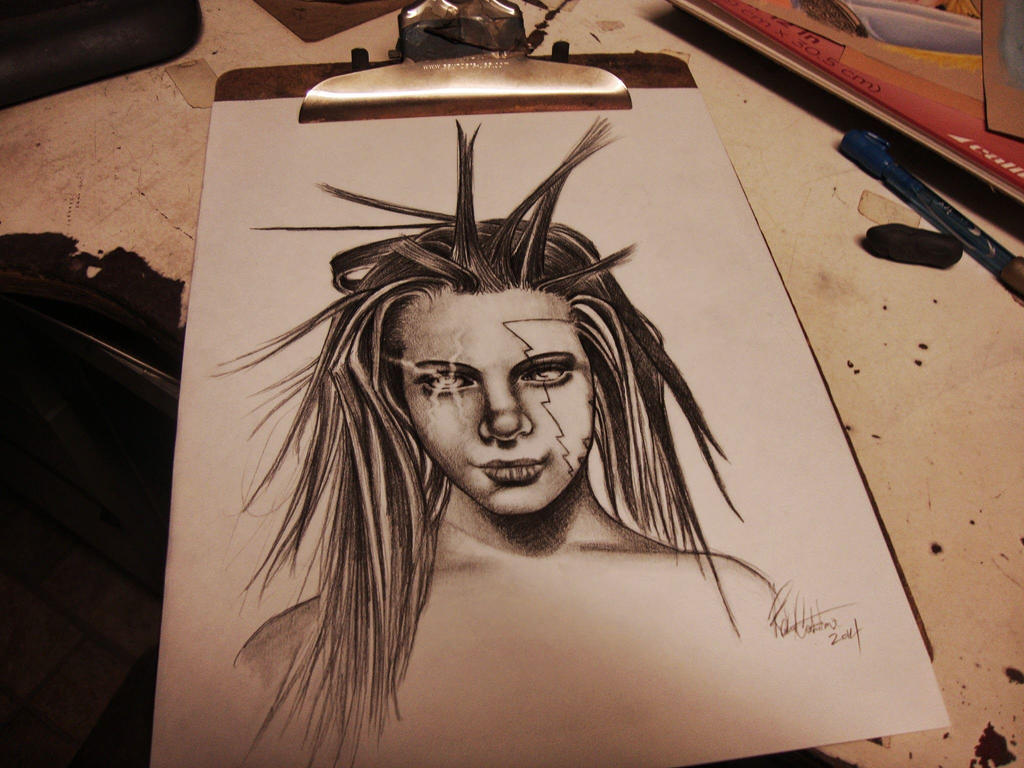 sketch by Bobby-castaldi-art