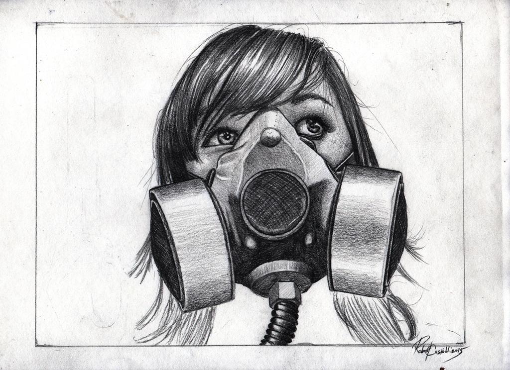 Steampunk Gasmask by Bobby-castaldi-art