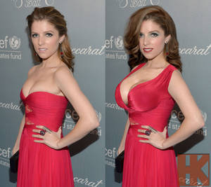 Request: Anna Kendrick - Before and After