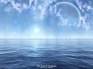 Blue Tears Of The Moon