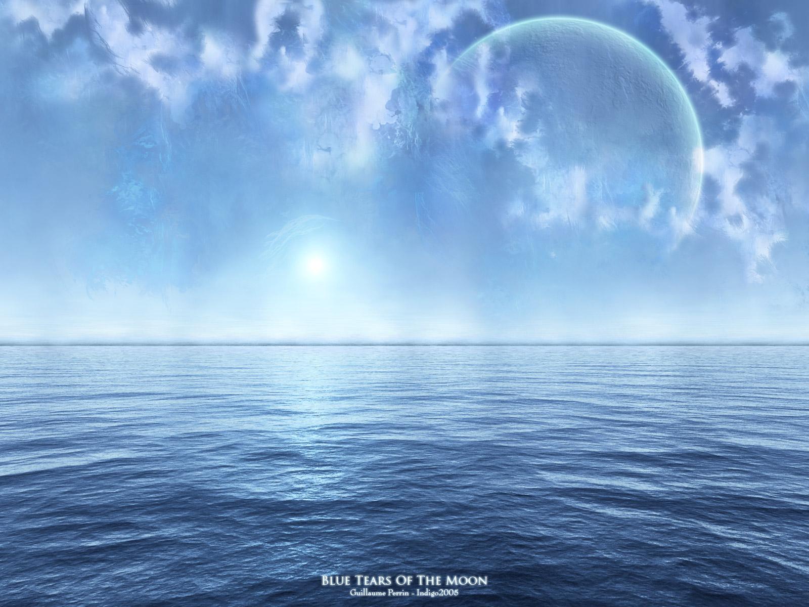 Blue Tears Of The Moon by Indigo2005