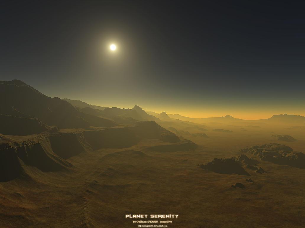 Planet Serenity by Indigo2005