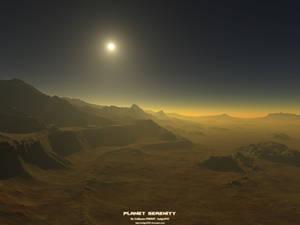 Planet Serenity