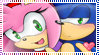 SonAmy Stamp by Sugared-Almond