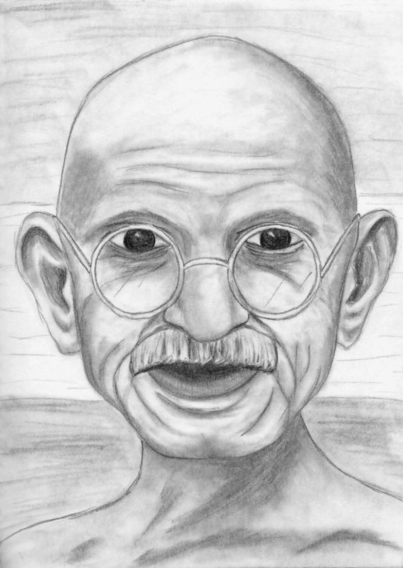 gandhi by slight-of-hand