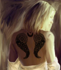 Engelwine Tattoo