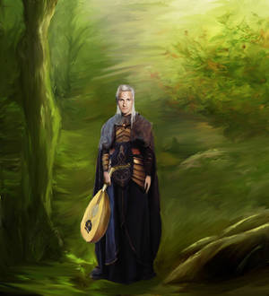 Mioril the menestrel